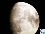 Mond, © Jörg Trampert, pixelio.de