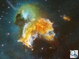 X-ray: NASA/CXC/J.Hester (ASU); Optical: NASA/ESA/J.Hester & A.Loll (ASU); Infrared: NASA/JPL-Caltech/R.Gehrz (Univ. Minn.)